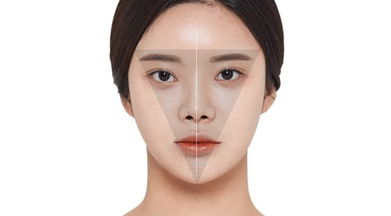 Reshapes the chin to align the facial center