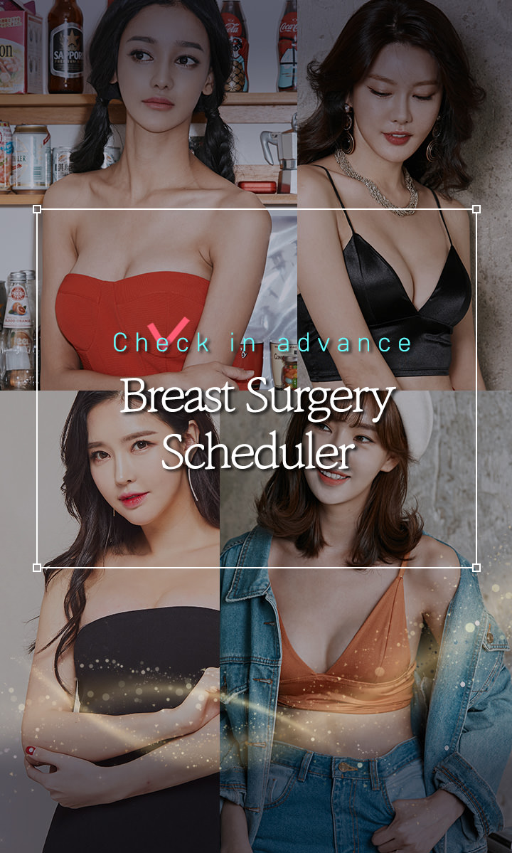 Check in advance - Breast Surgery Scheduler