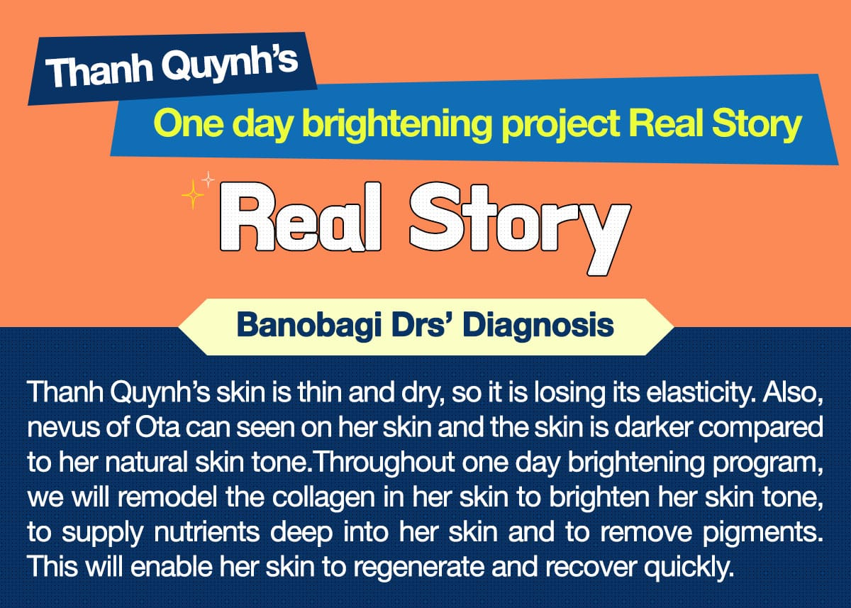 One Day Brightening Program